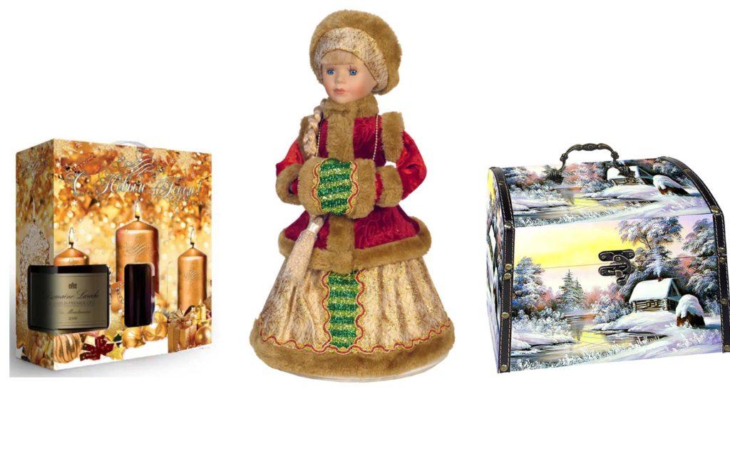 новогодние подарки из конфет купить минск