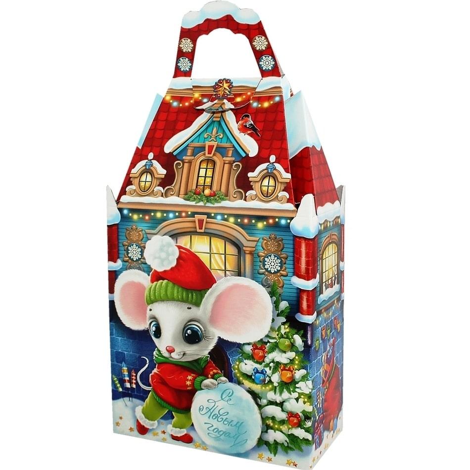"""Новогодний подарок """"Снежный замок"""""""