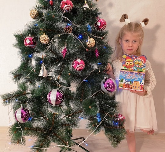 """Новогодний подарок из конфет """"Совушки"""""""
