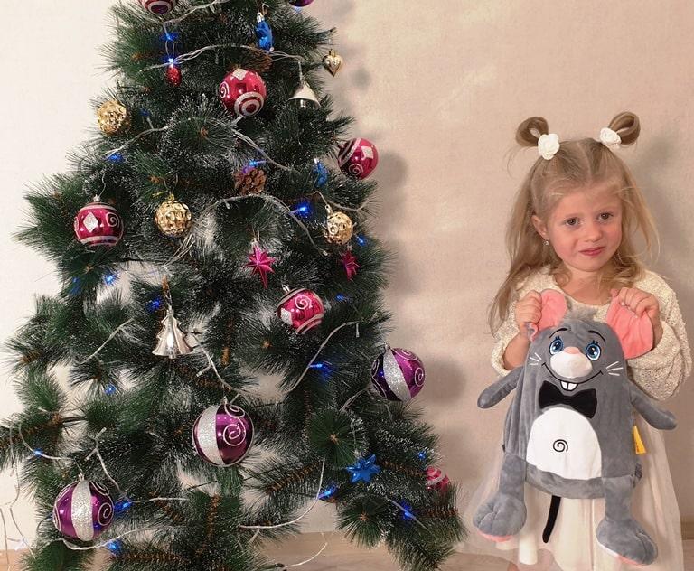 """Новогодние подарки из конфет """"Дирижёр"""""""