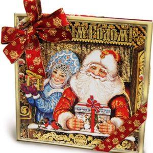 Новогодний подарок «Скоро Новый Год!» 1000 граммов