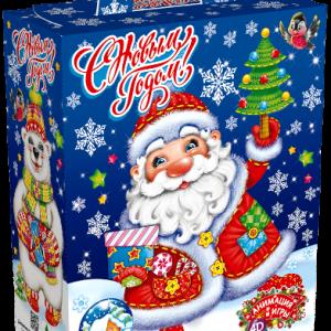 Новогодний подарок «Снег идёт»