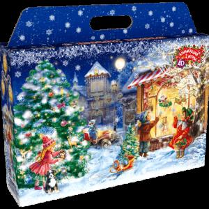 Новогодний подарок портфель «Чудо» 1200 граммов