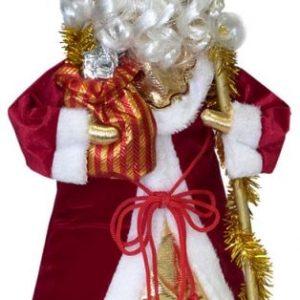 Новогодний подарок «Дед Мороз» с керамическим лицом 1500 граммов