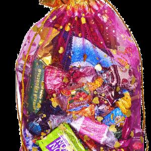 Новогодний подарок «Новогодняя органза» 1000 граммов