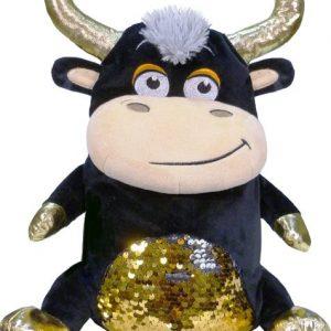 Новогодний подарок бык «Звёздочка»
