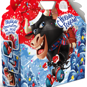 Новогодний подарок «Альфред» 1500 граммов