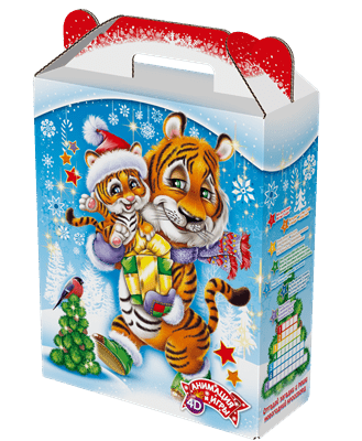 тигриная история 2