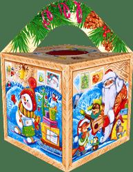 Кубик почтальон