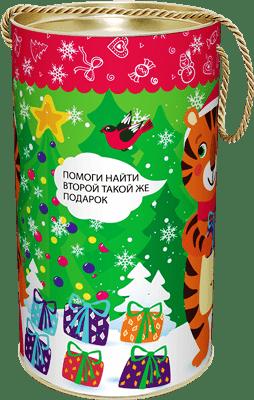 туба тигр бок